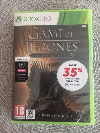 Gra o Tron na Xbox One i 360