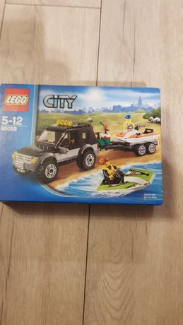 Lego 60058 Samochód terenowy