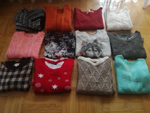 Paka swetrów