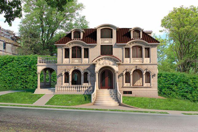 Архитектор. Проектирование жилых домов, общественных зданий.