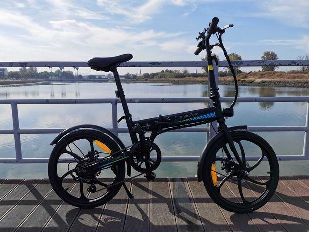 Bicicleta Elétrica – E-bike Smartgyro Crosscity