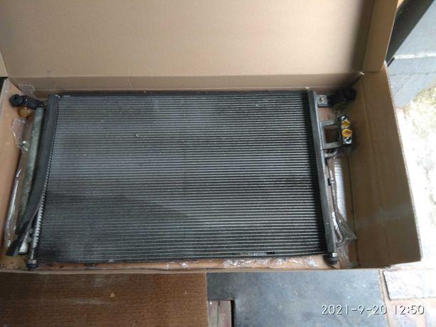 Радиатор кондиционера Санта Фе 2