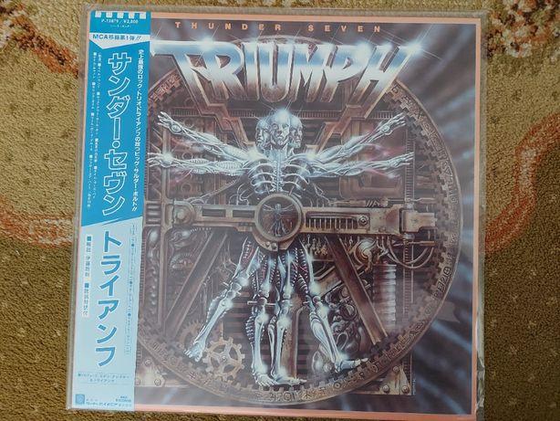 Triumph, Thunder Seven, Jap, 25 Jan 1985, IGŁA