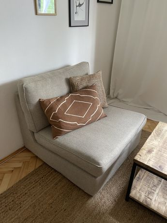 Fotel/sekcja 1 osobowa ikea kivik
