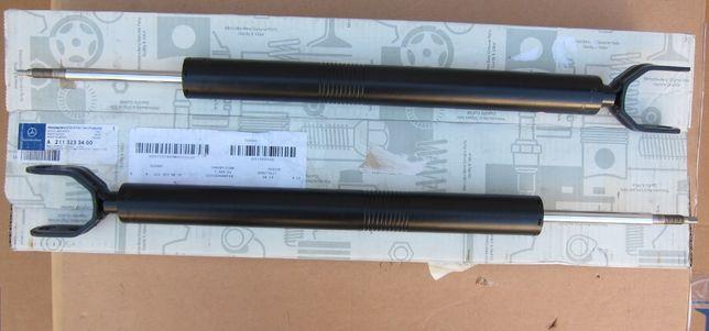 Амортизатор оригинал Mercedes W211 A 2113233400 2113238300 стойка