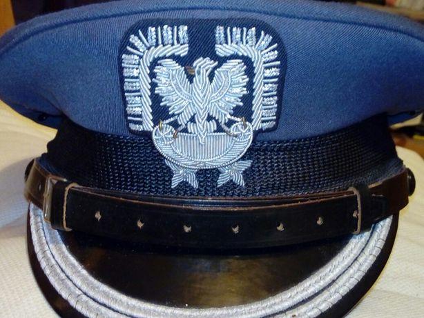 Czapka oficerska LWP