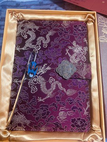 Подарочная записная книжка (блокнот в коробке)