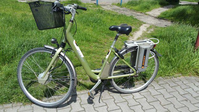 Rower elektryczny Giant Twist 2,0