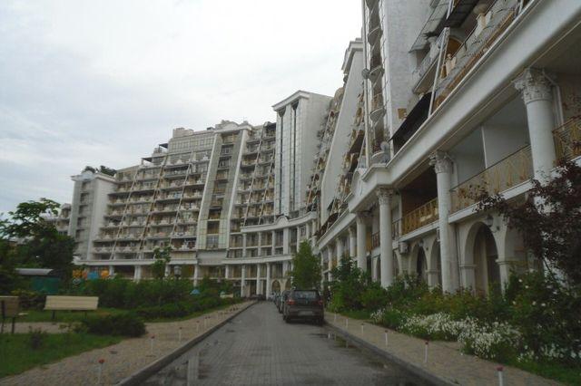2-комнатная квартира Аркадии/ЖК