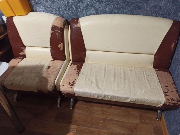 Кухонный диван (уголок)