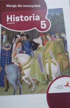 Historia kl 5 GWO książka nauczyciela