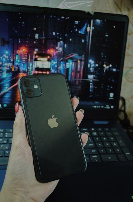 Iphone 11 dual sim 64gb black Донецк - изображение 1