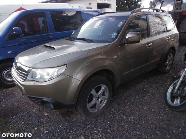 Subaru Forester Uszkodzony silnik sprowadzony po oplatach