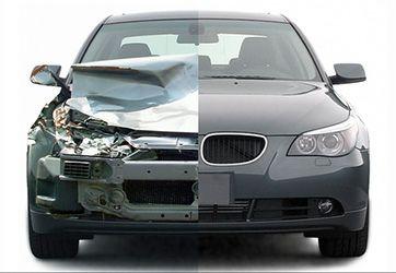 Ремонт авто рихтовка витяжка після ДТП заміна елементів кузова