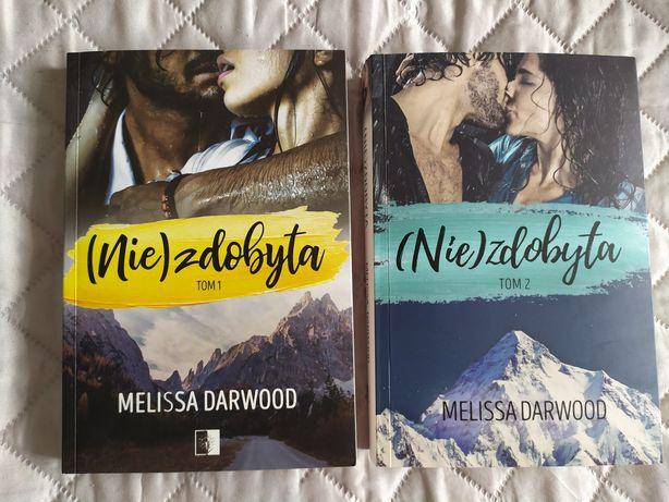 Nie zdobyta Malissa Darwood cz.1 i 2