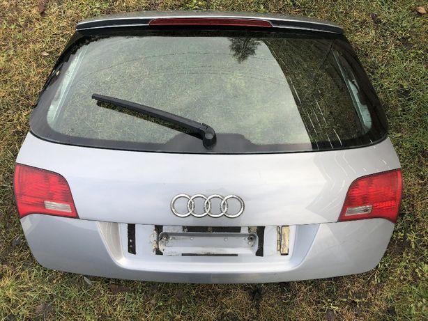 Audi A6 C6 klapa bagażnika LY7Q