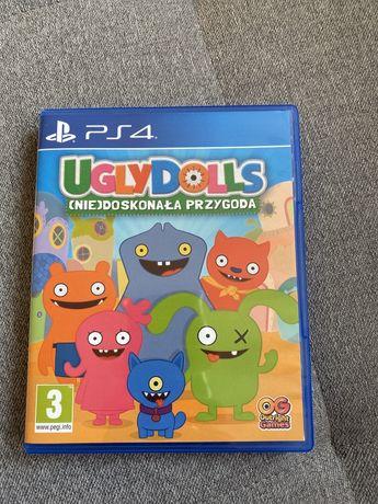 Gra PS4 Ugly Dools Paskudy użyta dwa razy