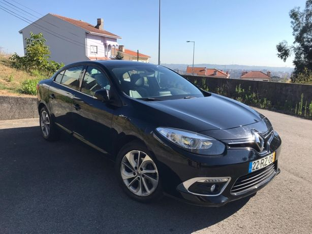 Renault Fluence 1.5 DCi 2016 COMPLETO