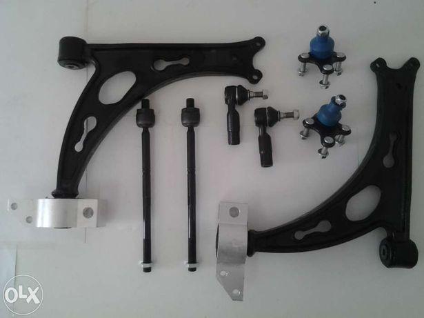 Kit braços suspensão VW golf 5 / Audi A3 / seat leon / vw scirocco