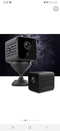 Мини ip камера для видеонаблюдения PoliceCam PC-5115 А 12 WIFI IP вид
