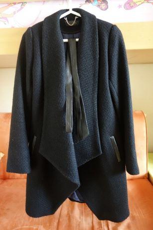 Пальто чёрное Wildwood