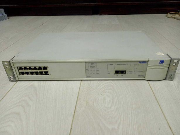Switch Свитч управляемый 3Com SuperStackII Switch 1100 3C16951 12 порт