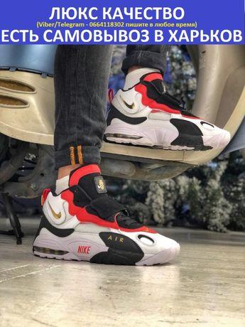 "Кроссовки Nike Air Max Speed Turf University ""Black/Red/White"""