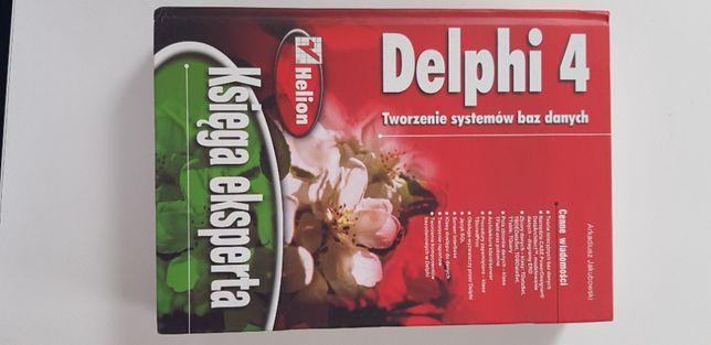 Delphi 4 - Tworzenie systemów baz danych, Jakubowski, Helion