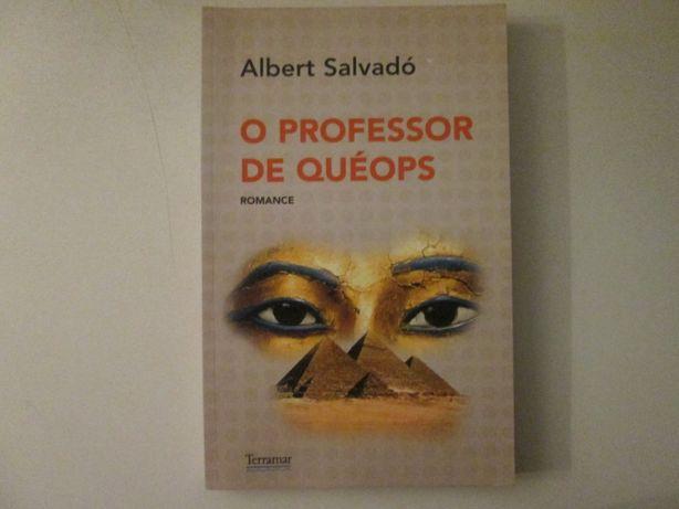 O professor de Quéops- Albert Salvadó