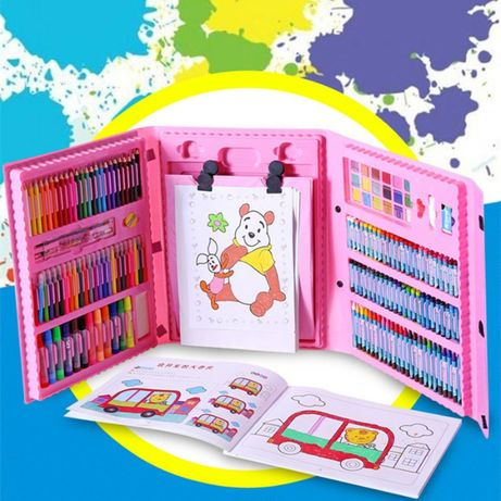 набор для детского творчества 208 предметов