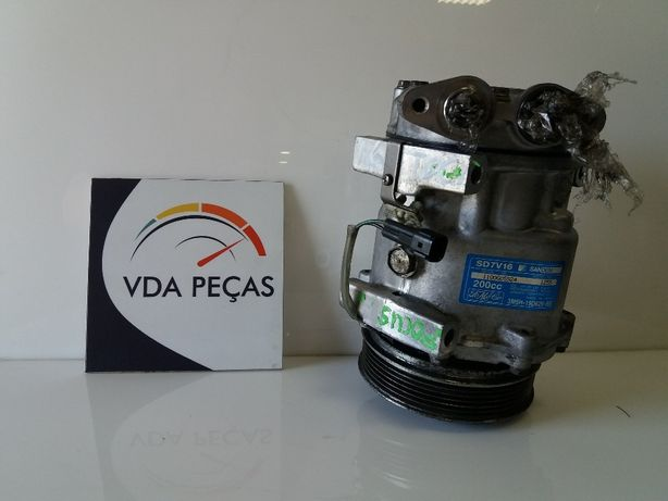 Compressor AC Ford Focus 1.6 TDCI
