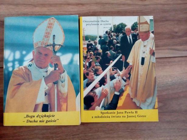 Książki Jan Paweł II spotkanie na Jasnej Górze , Bogu dziekujcie