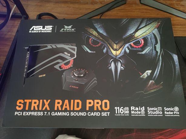 Asus Strix Raid Pro