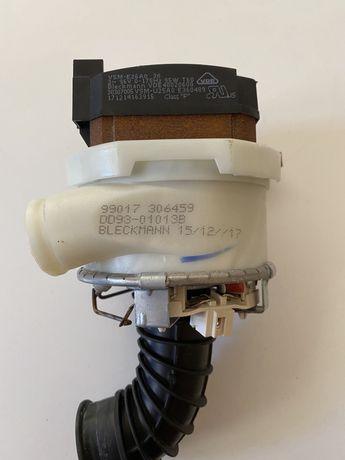 Nowa/używana pompa myjąca z grzałką