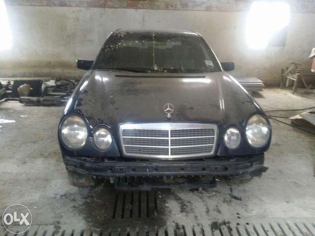 Peças Mercedes Série E W210