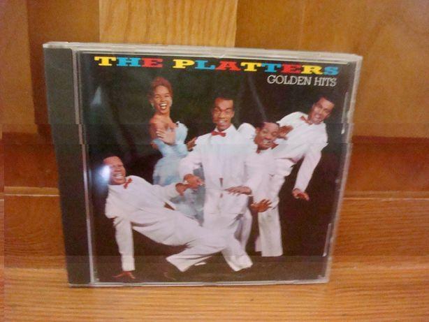CD The Platters - Golden Hits ( CD Novo E Original )