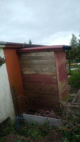 Toaleta, WC na budowe/ ogród