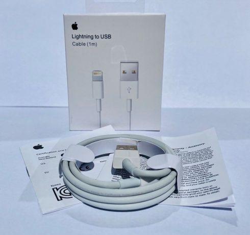 100% Oryginalny kabel USB iPhone 5 6 7 8 Ładowarka