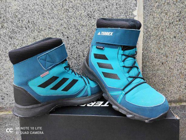 Ботинки детские зимние Adidas.