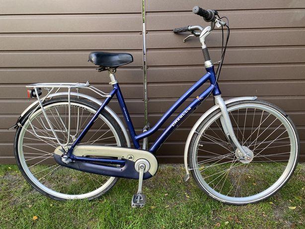 Велосипед дамка gazelle алюмінієвий
