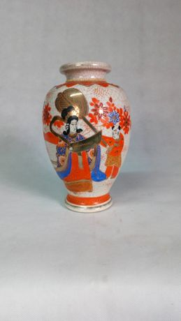 Wazon orientalny design retro vintage kolekcja