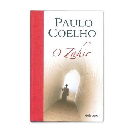 """Livro de Paulo Coelho """"O Zahir"""""""