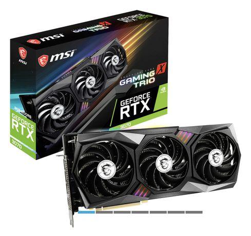 Nvidia Geforce RTX 3070 Ti 8GB ddr6
