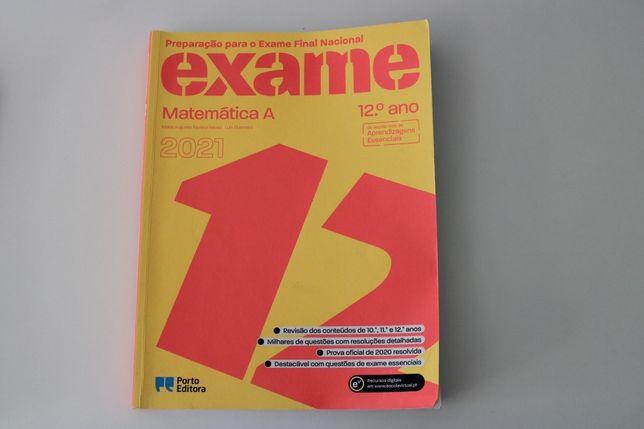 Livro de Preparação para Exame de Matemática A 12⁰ano