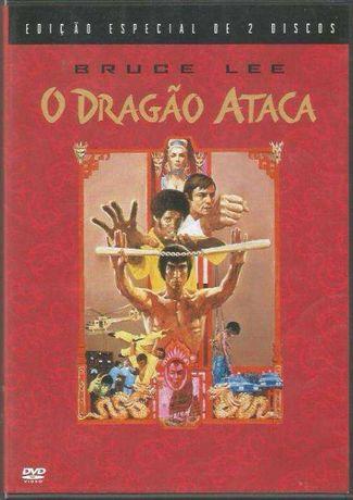 O Dragão Ataca (edição especial - 2 DVD)