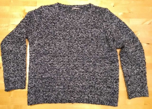 Sweter boucle Orsay roz. S