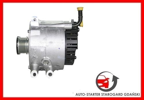 Alternator wodny Mercedes A Klasa Vaneo 1.7 CDI