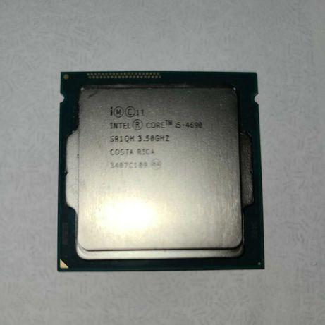 Процессор i5-4690 4 ядра 3,50-3,90Ghz Socket 1150