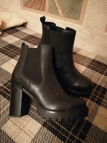 Полуботинки ботинки челси ботильоны Zign