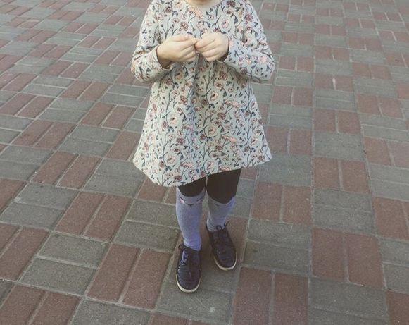 платье zara на девочку